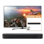 LG 55″ 4K-Fernseher + LG SK1 Soundbar für 538,90€ (statt 641€)