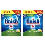 🔥 756x Finish All-in-1 Citrus Spülmaschinentabs (12 Packungen) für 52€ (statt 90€) – nur 6,8 Cent pro Tab