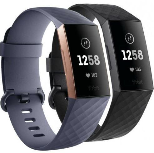Fitbit Charge 3 Fitnesstracker für 109,90€ (statt 125€)