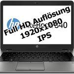 HP Elitebook 840 – 14 Zoll Full HD Notebook mit 256GB SSD [refurb.] für 219,60€ (statt 399€ neu)