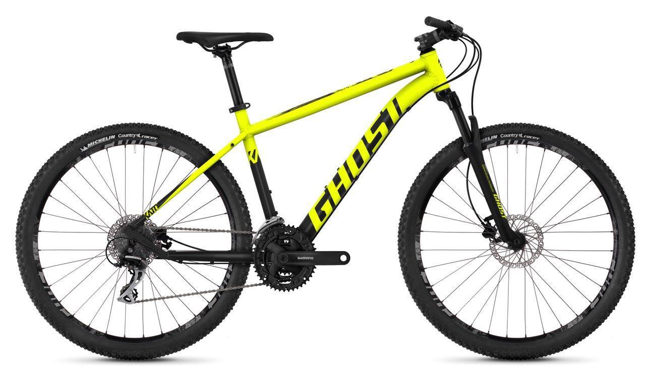 Ghost Kato 2.7   27,5 Zoll ATB Hardtail Fahrrad für 418,90€ (statt 549€)