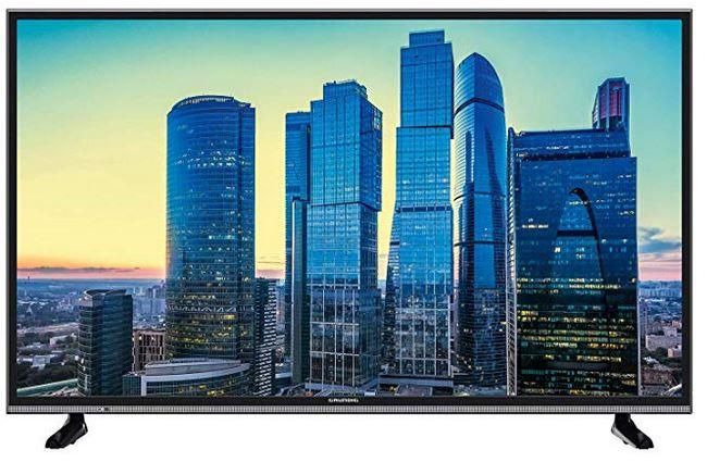 Grundig 55 GUB 8960   55 Zoll UHD Smart TV  mit triple Tuner für 341,91€ (statt 420€)