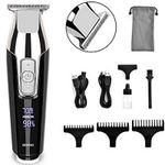 Renpho Haarschneidemaschine mit Bartschneider und 1400mAh Lithium-Akku für 22,74€ (statt 35€)