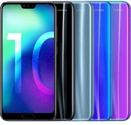 Honor 10   5,8 Smartphone mit 64GB für 274,90€ (statt 286€)