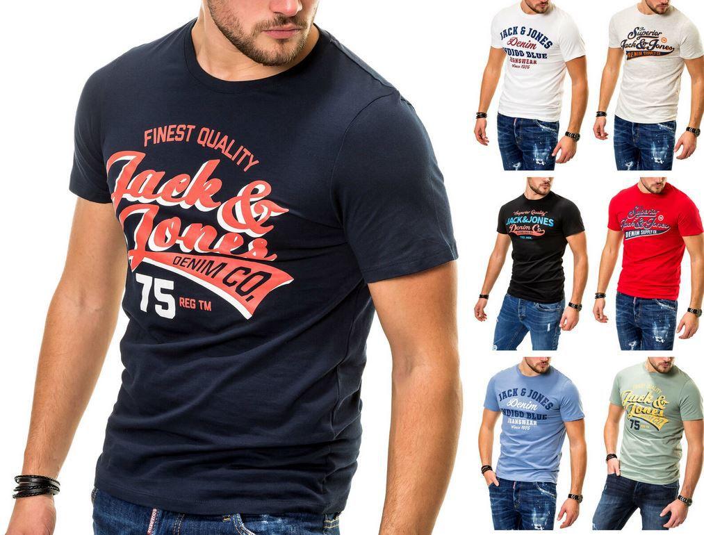 Jack & Jones Herren T Shirts bis 2XL für je 8,99€ (statt 15€)
