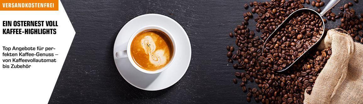 Saturn Kaffee Week Aktion: günstige Maschinen von Tchibo, Philips, Jura