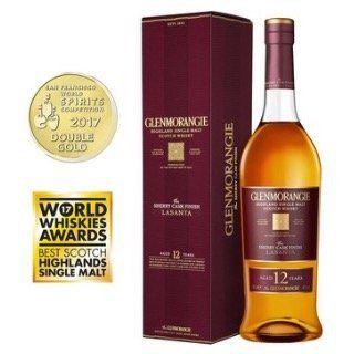Vorbei! Glenmorangie Lasanta Extra Matured Single Malt Whisky 12 Jahre in 0,7 Liter für 34,99€ (statt 44€)