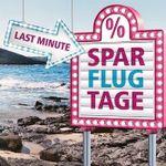 Eurowings Lastminute: Last Minute Flüge an die schönsten Strände Europas ab 24,99€