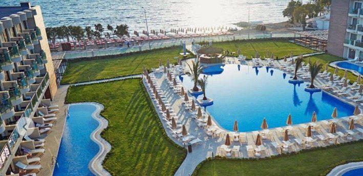 Lastminute! 7 Tage Türkei im 5* All Inclusive Hotel mit Flug & Transfer ab 303€ p.P.