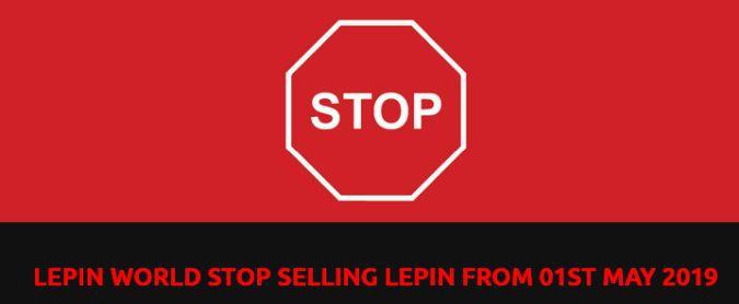 Nach Razzia: China LEGO Clone Lepin muss Produktion stoppen
