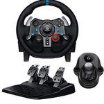 Logitech G29 Driving Force Rennlenkrad mit Pedalen und Gangschaltung für 190,86€ (statt 241€)