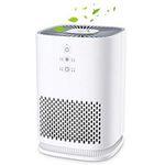 Elechomes Luftreiniger EPI081 mit HEPA-Filter z.B. für Allergiker im Schlafzimmer für 60,99€ (statt 90€)