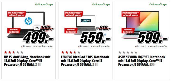 Media Markt IT Sale: PC Hardware & Zubehör reduziert + Masterpass Rabatt z.B. LG 29WK500 P Monitor für 179€ (statt 215€)