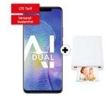 Huawai Mate20 Pro + CV80 Fotodrucker für 29€ mit Allnet-Flat im Vodafone-Netz mit 4GB LTE für 31,99€ mtl.