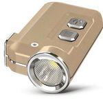 Nitecore G2 S3 Tini LED-Lampe mit aufladbarem Akku + bis zu 60 Stunden für 14,77€