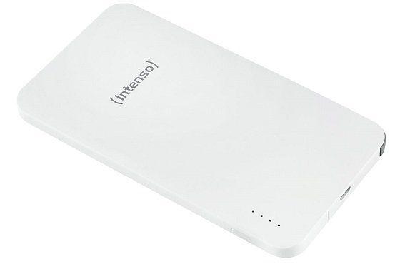 Intenso Slim S5000 i Dual in weiß für 9€ (statt 19€)