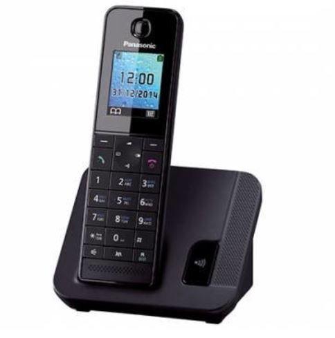 Panasonic KX TGH 210 GB Schnurlos Telefon mit AB für 22€ (statt 33€)