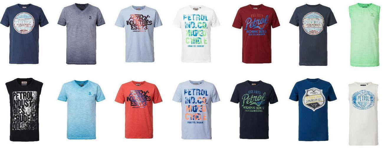 Petrol Industries SS19   Motiv T Shirts bis 3XL für je 14,99€ (statt 17€)