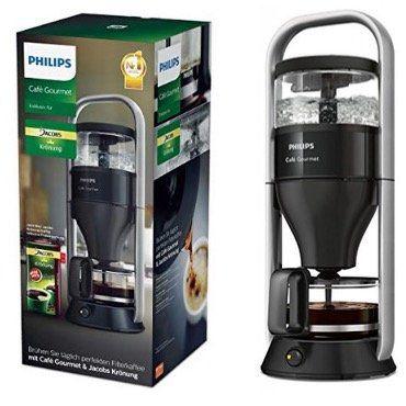 Philips Kaffeemaschine Café Gourmet HD5408/29 inkl. 500g Bohnen für 79,90€ (statt 94€)