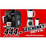 Philips EP2231 LatteGo Kaffeevollautomat + Philips HR3556 Standmixer für 444€ (statt 577€)