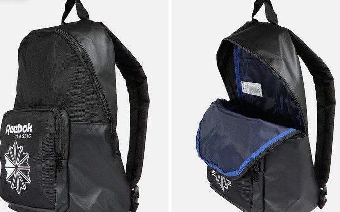 Reebok Rucksack CL Core Backpack für 18,84€ (statt 38€)