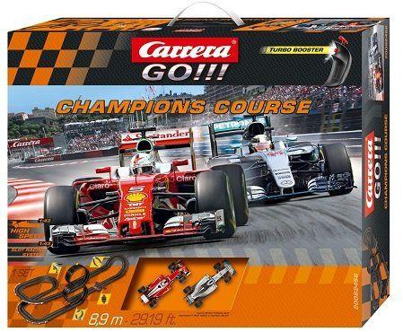 Carrera GO!!! Champions Course (20062456) für 51,99€ (statt 71€)