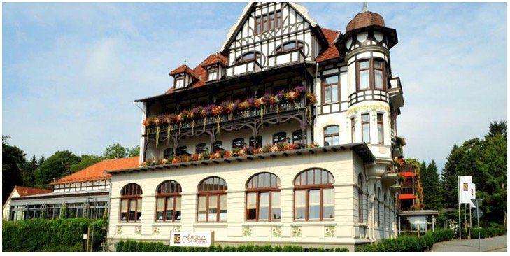 2 ÜN mit HP im 4*S Vital Hotel Bad Sachsa im Harz ab p.P. 159€ inkl. Wellness & Bikes