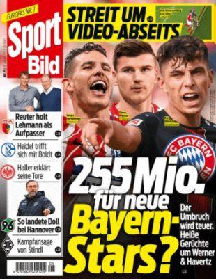 12 Monate Sport Bild für 102,20€ + Prämie: 75€ Bestchoice Gutschein