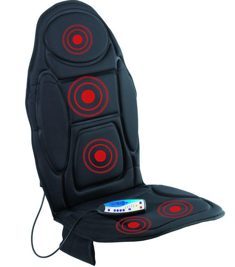 VITALmaxx Massage Vibrations Matte mit Wärmefunktion für 29,99€ (statt 43€)
