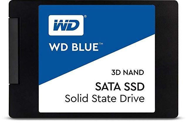 WD Blue 3D interne SSD 1TB  für 88,53€ (statt 94€)