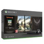 Microsoft Xbox One X 1TB mit The Division 2 im Bundle für 374,99€ (statt 439€)