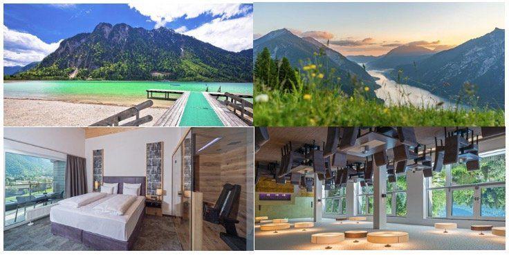 ÜN im 4* Arthurs Hotel am Achensee in Tirol mit Frühstück + 3 Gang Dinner (ab 2ÜN) ab 94€ p.P.