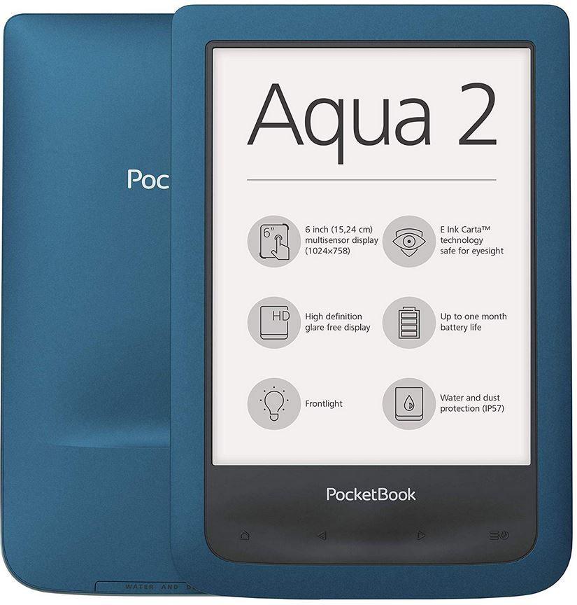 PocketBook Aqua 2 [B Ware] für 62,91€ (statt 117€)