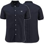 """Fred Perry Herren Kurzarmhemd """"M3550"""" für 70,92€ (statt 97€)"""