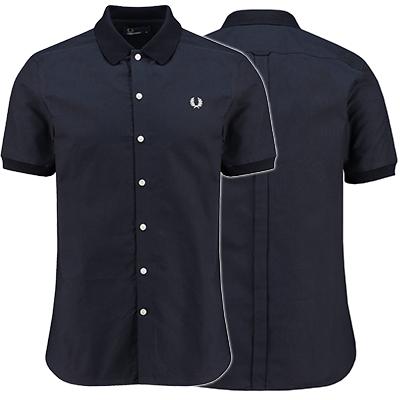 Fred Perry Herren Kurzarmhemd M3550 für 70,92€ (statt 97€)
