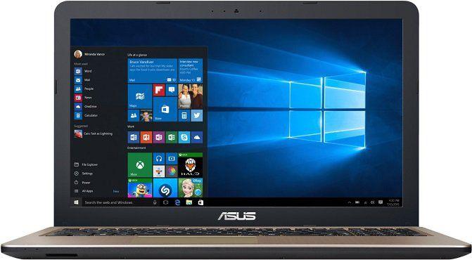ASUS R540LA XX1447T Notebook mit 15.6, i3, 8GB RAM, 256GB SSD in Chocolate Black für 369€ (statt 403€) + mydays Erlebnis Zuschuss