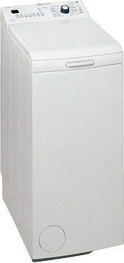 BAUKNECHT WAT DR 1 Waschmaschine mit Toplader (6 kg, 1000 U/Min., A++) für 325,04€ (statt 415€)