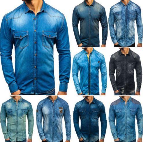 BOLF 2B2    Herren Jeans Hemden bis XL für je 22,95€ (statt 27€)