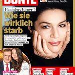 """Top! 35 Ausgaben der """"Bunte"""" für 129,50€ – Prämie: 120€ Verrechnungsscheck"""