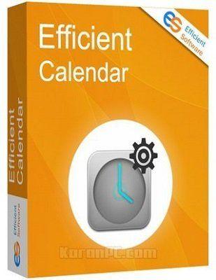 Kostenlos: Efficient Calendar (statt ca. 32€)