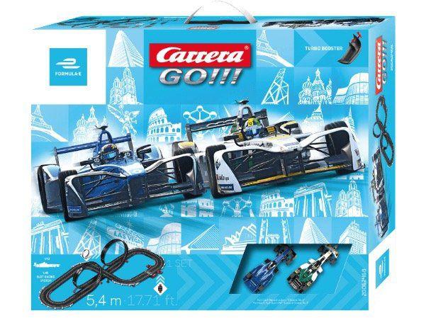 Carrera Go!!! Formula E schon für 44€ (statt 55€)