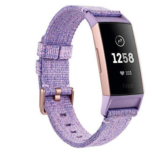 Fitbit Charge 3 Fitnesstracker für 111€ (statt 129€)