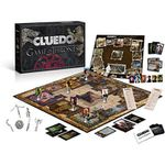 Game of Thrones Spielesammlungen von Cluedo, Monopoly & Risiko z.B. Cluedo Collector's Edition für 33,99€ (statt 43€)