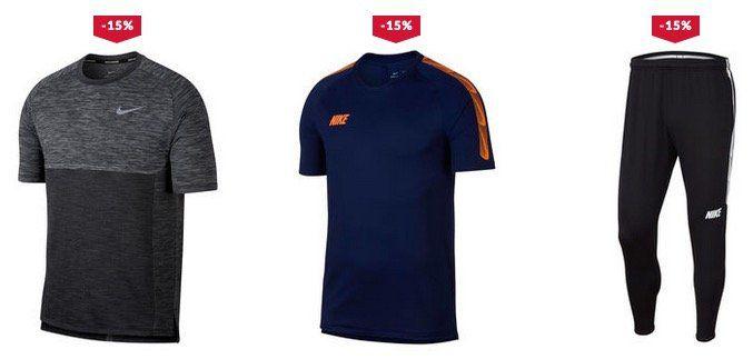 Engelhorn Fitnesswoche mit 15% Rabatt z.B. Nike Windrunner für 76,50€ (statt 90€)