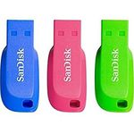 3x Sandisk Cruzer Blade 16GB USB-Stick (USB 2.0) für 12,99€ (statt 17€)