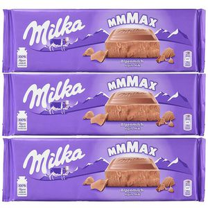 16 x 270g Milka Alpenmilch Großtafeln (4,32kg!) ab 21,13€   Prime