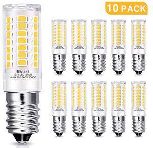 10er Pack Elfeland E14 LED Glühbirnen mit 4,5W für 11,93€   Prime