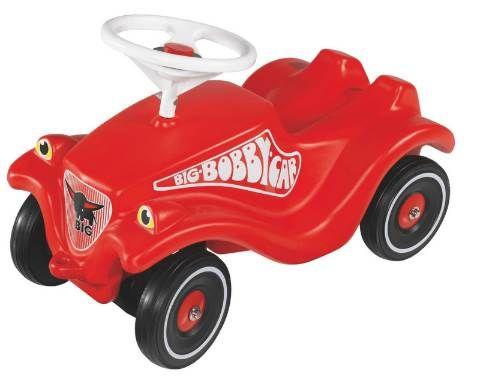 Big Bobby Car Classic Racer mit Flüsterreifen für 27,77€ (statt 35€)   B Ware