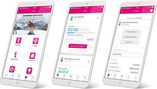 MeinMagenta App: 1 Tag unbegrenzt surfen für Telekom Mobilfunkkunden