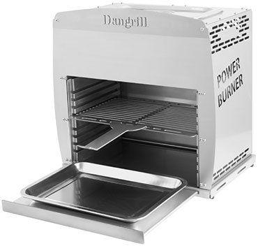 DANGRILL 88171 Power Burner Pro Gasgrill (bis zu 800 °C) für 316€ (statt 354€)